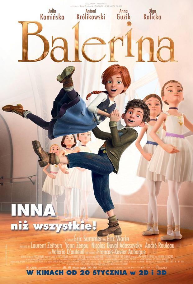 Plakat filmu Balerina