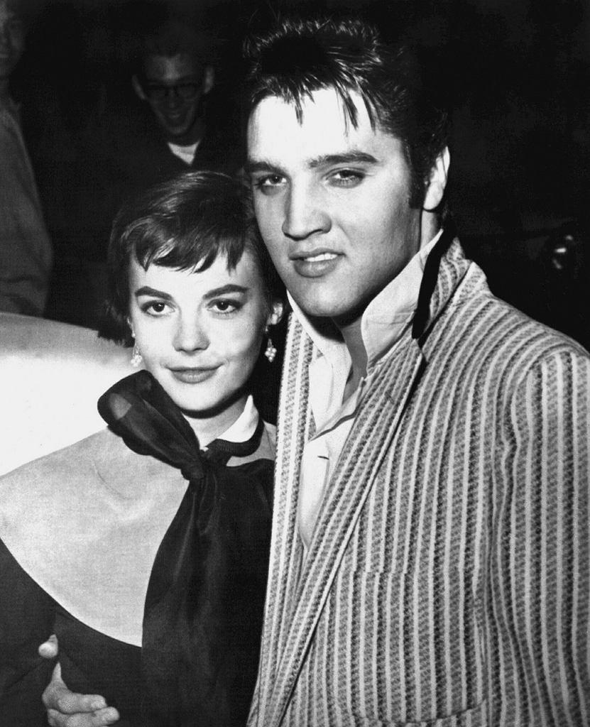 Natalie Wood, Elvis Presley