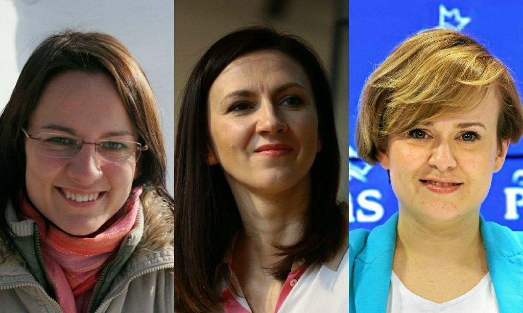 Dagmara Geramsiuk, Monika Pyrek, Anna Krupka