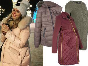 ciążowe ubrania na zimę
