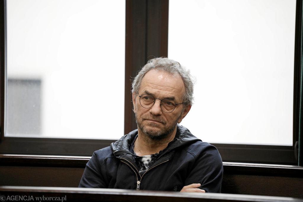 GRozprawa apelacyjna Piotra Najsztuba dot. potracenia 77-letniej kobiety