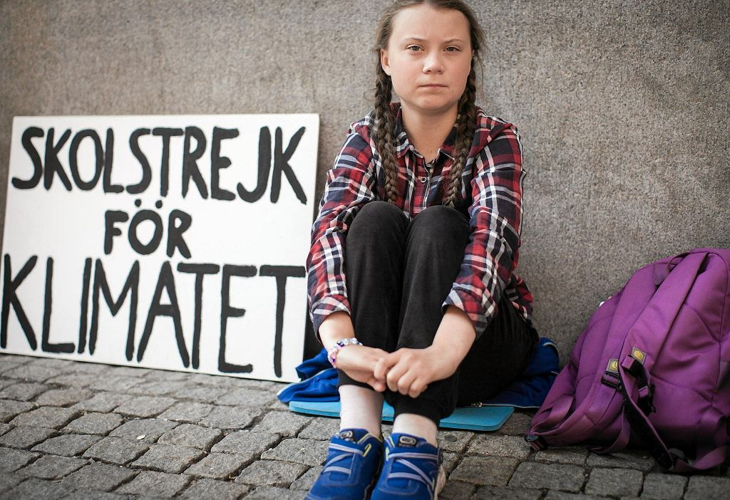'Jestem Greta' reż. Natan Grossman