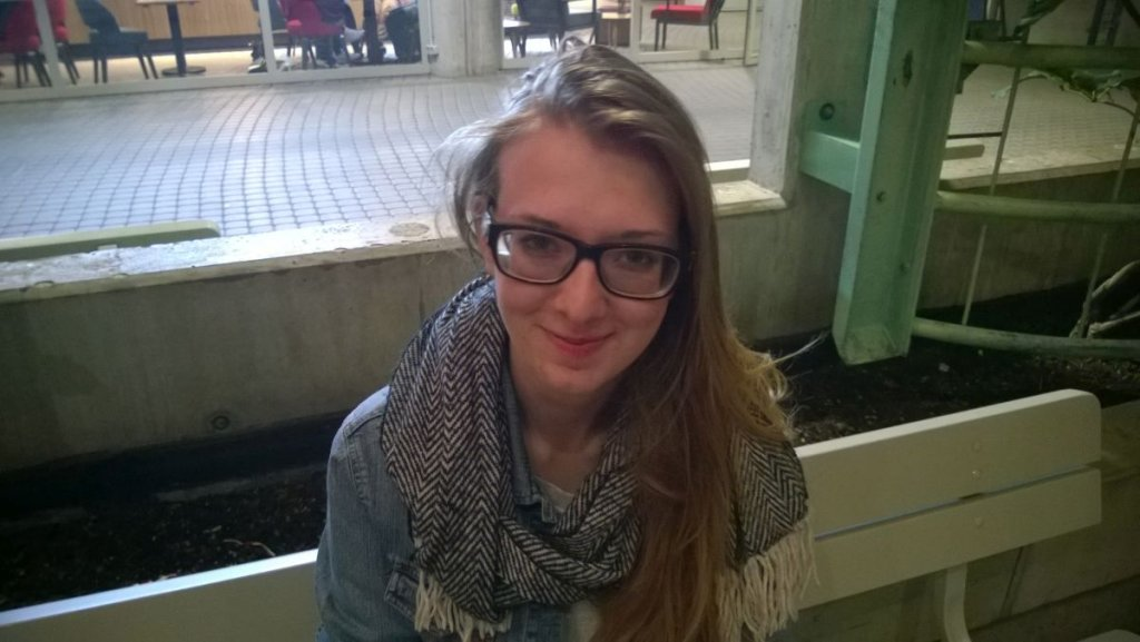 Aleksandra Łapińska, studentka UW, która w ostatnich wyborach prezydenckich głosowała na Pawła Kukiza