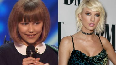 Grace VanderWaal, Taylor Swift