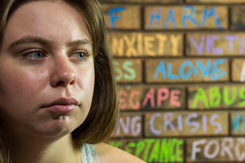 Cięcie się, a także inne metody samookaleczania, są wyrazem zaburzeń psychicznych prowadzących do autoagresji. Problemy tego typu pojawiają się często w przebiegu depresji, a także w przypadku problemów z akceptacją samego siebie