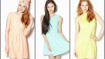Tanio: sukienki Sinsay