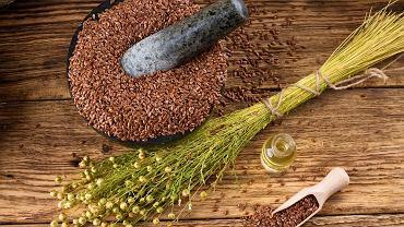 Ze względu na to, że len zaliczany jest do roślin oleistych, możliwe jest wytwarzanie z jego nasion oleju, który uznawany jest za jeden z najzdrowszych