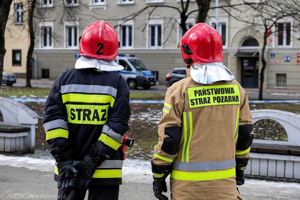 Mieszkańcy bloku w Miękini zatruli się czadem (fot. ilustracyjna)