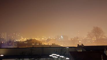 Smog w Radomiu