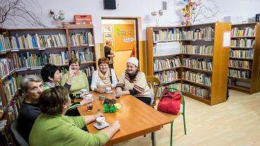 Bibilioteka w Barcicach pod Starym Sączem