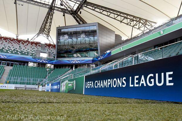 Stadion Legii czeka na Ligę Mistrzów