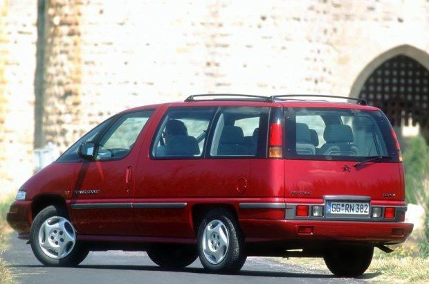 Pontiac Trans Sport po pierwszych zmianach