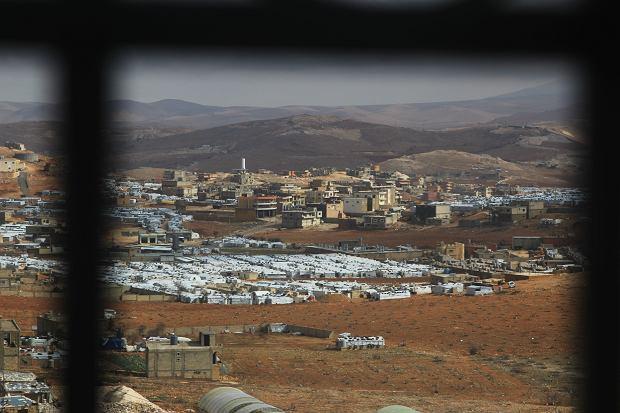 Obozowiska w Arsalu