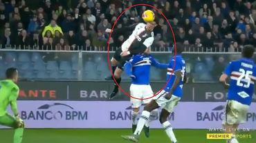 Kosmiczny gol Cristiano Ronaldo