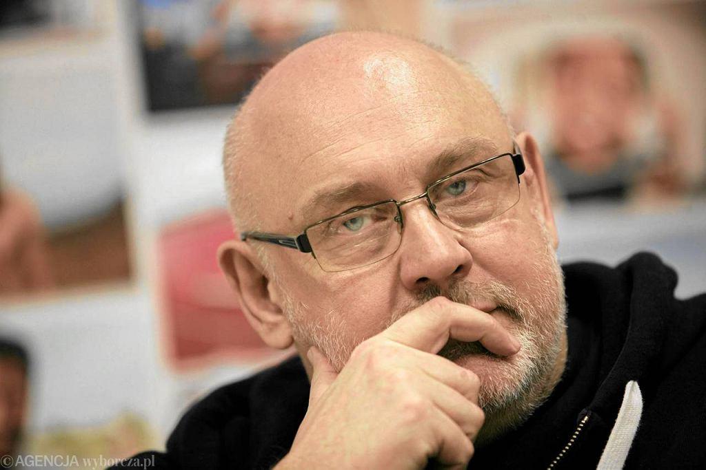 / Tadeusz Słobodzianek Fot. Michał Łepecki / Agencja Gazeta