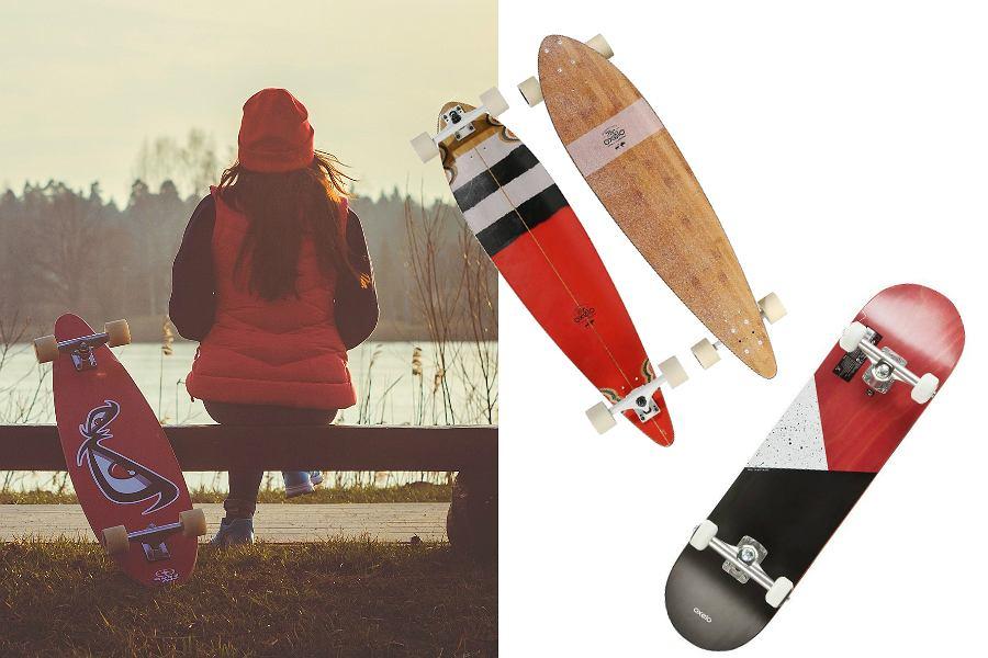 Deskorolka i longboard - prezenty