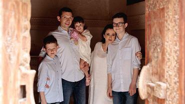 Kasia z rodziną mieszkała w Holandii, Rumunii, Arabii Saudyjskiej, a teraz żyją Bahrajnie