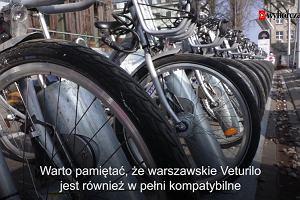 Wystartował kolejny sezon roweru miejskiego w Warszawie