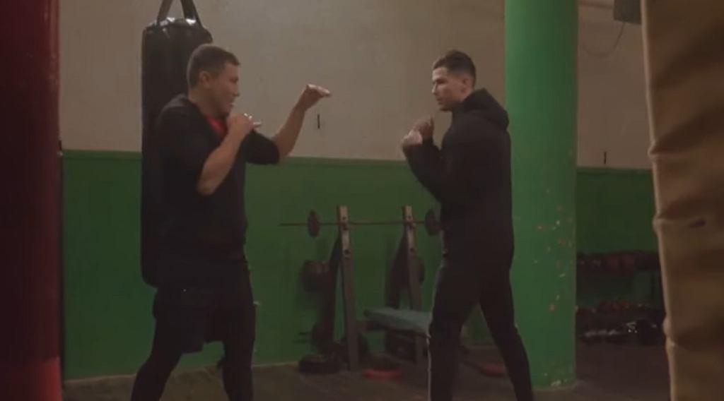 Ronaldo i Gołowkin