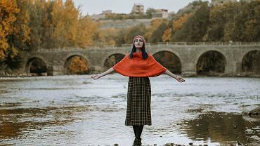 sukienka na jesień