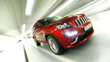 Test | Jeep Grand Cherokee SRT8Jeep Grand Cherokee SRT8