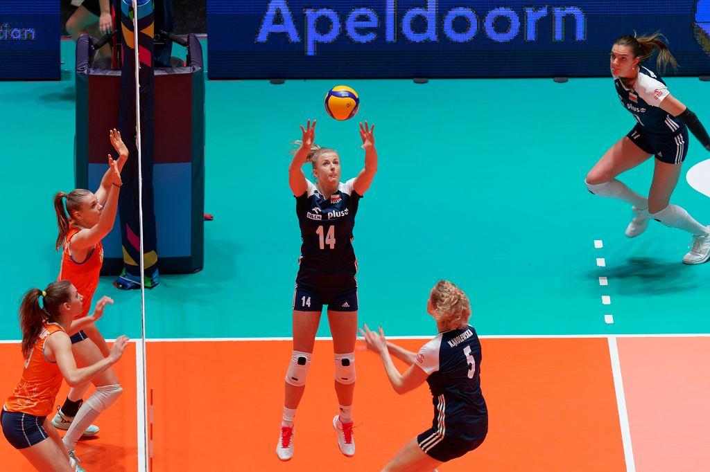Polska - Holandia w turnieju kwalifikacyjnym w Apeldoorn