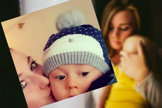 Sarah Boyle uważa, że jej synek to bohater, któremu zawdzięcza życie