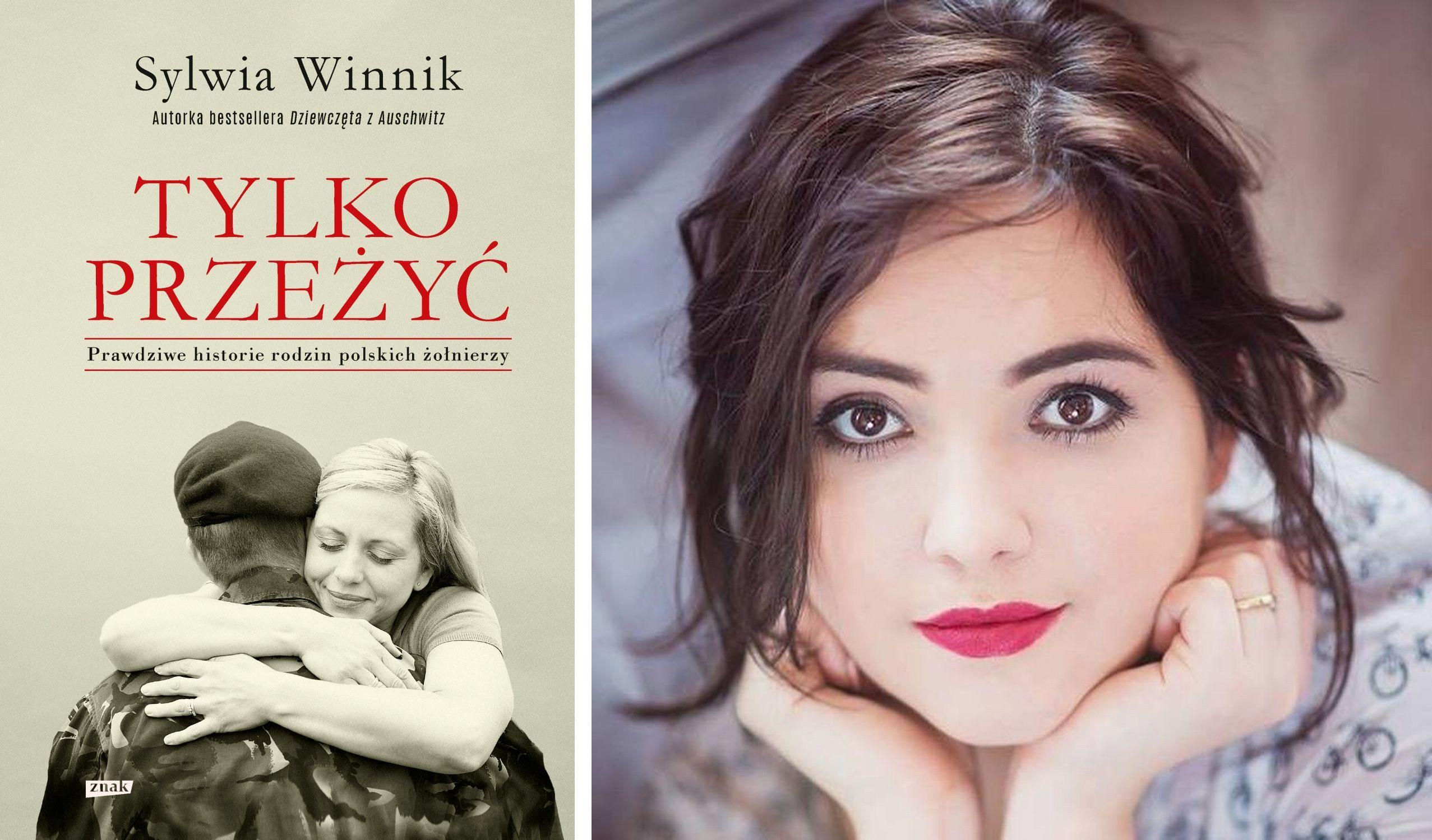 Książka Sylwii Winnik ukazała się nakładem Wydawnictwa Znak (mat. pasowe)