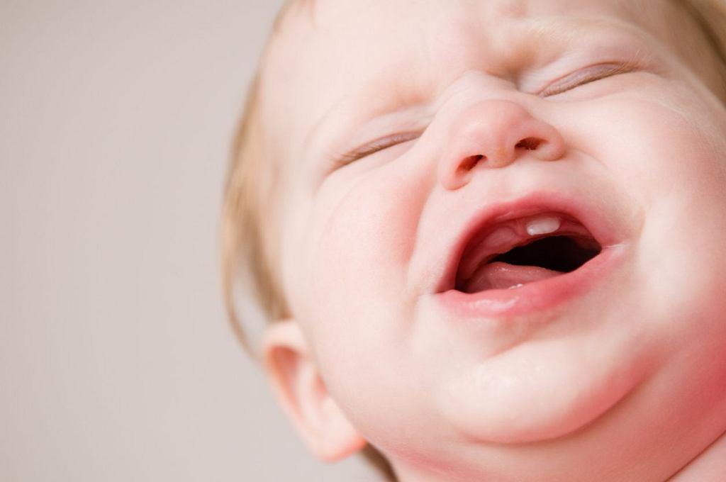 Ząbkowanie to okres, który trzeba po prostu przetrwać.