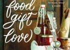 """Jadalny prezent - zrób go sam z książką """"Food gift love"""""""