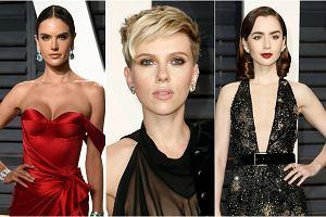Nie ma się co oszukiwać - w tym roku gwiazdy Oscarów nie popisały się, jeśli chodzi o modę. Było poprawnie, estetycznie, ale i nieco... nudno. Co innego podczas największego afterparty, które co roku organizuje 'Vanity Fair'. Aktorki i aktorzy wskoczyli w bardziej odważne i kolorowe kreacje i dopiero wtedy zaczęła się prawdziwa zabawa. Zobaczcie, w czym świętowali sukcesy swoje i kolegów po fachu!