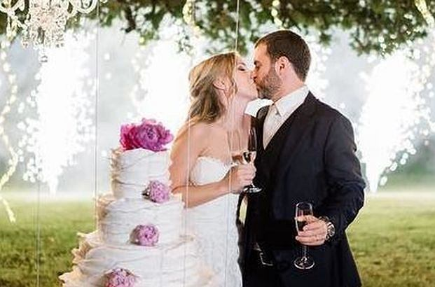 Camilla Boniek wyszła za mąż