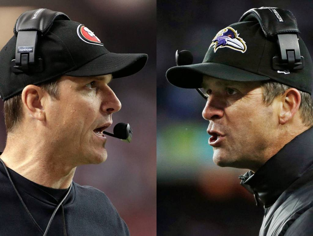 Jim i John Harbaugh