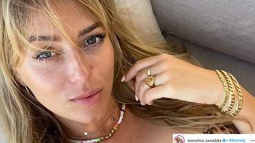 Marcelina Zawadzka w odważnym bikini rozgrzała Instagram. Fani zachwyceni: 'Co za ciało!'