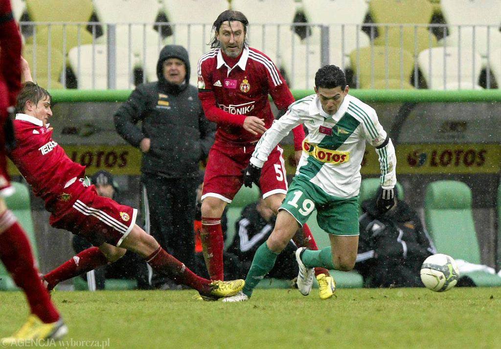 Kwiecień 2013 r. Lechia - Wisła 0:0