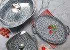 Brytfanny i naczynia żaroodporne do pieczenia