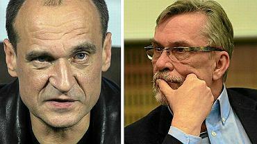 Paweł Kukiz i Jacek Żakowski.