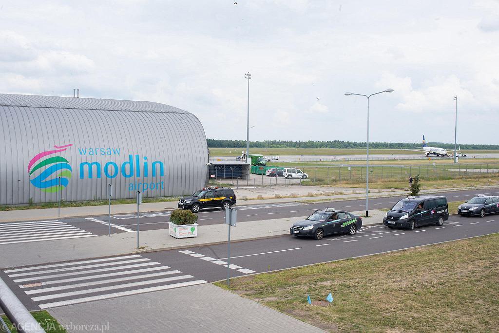 Port Lotniczy Warszawa-Modlin