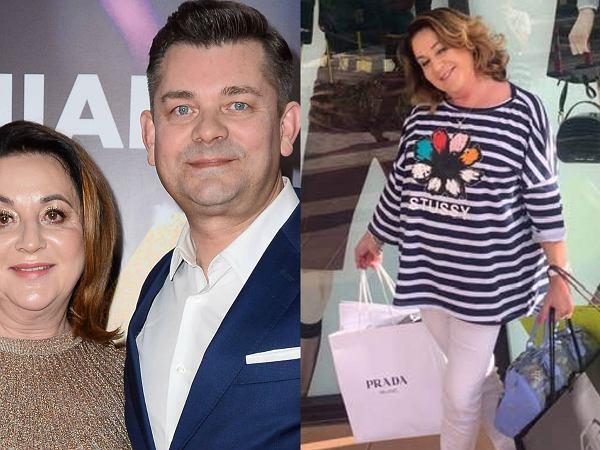 """Żona Zenona Martyniuka chwali się ekskluzywną garderobą. """"Wybieram takie marki jak Chanel, Prada"""""""