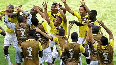 Radość Kolumbijczyków