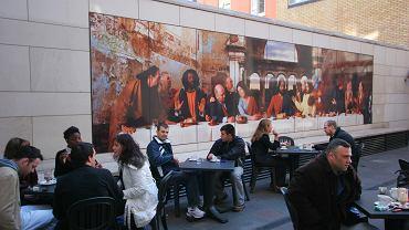 Caffe Cagliostro w Dublinie w Irlandii