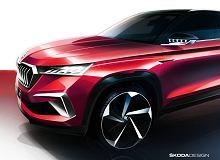 Skoda Vision GT Concept - zapowiedź drugiego SUV-a coupe marki