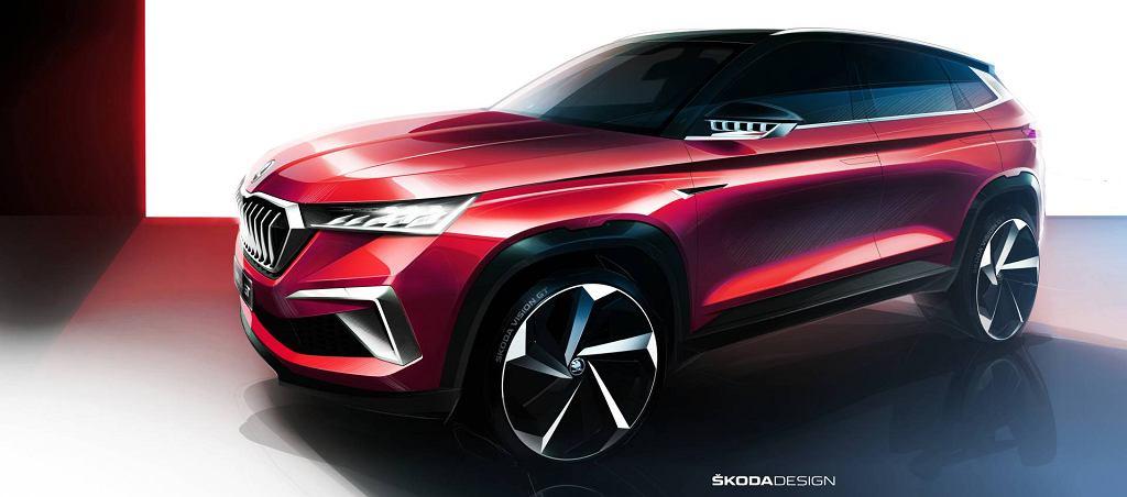 Skoda Vision GT Concept