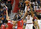 NBA. Wielki LeBron James ograł Washington Wizards
