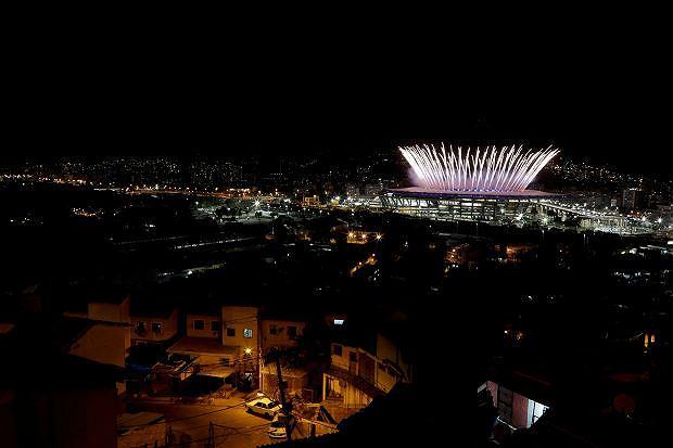 Prawdziwe Rio w cieniu igrzysk
