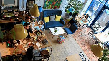 Bistro Kafej w Katowicach