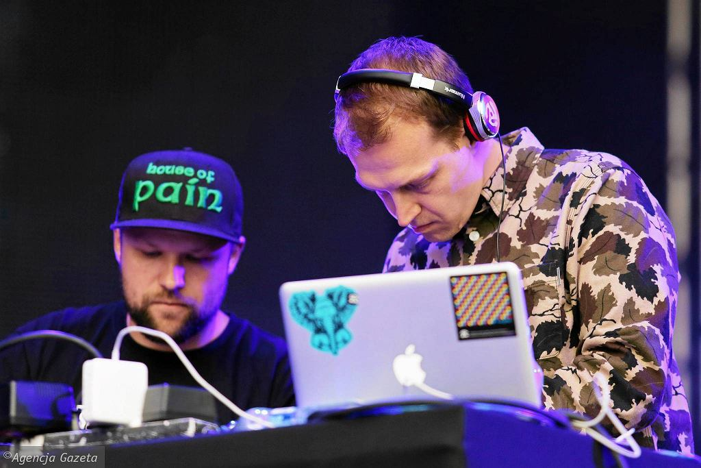 Męskie Granie w Krakowie. Koncert  SBB feat. Rebeka, Włodi, HV / NooN, Dj Krime, DJ Eprom. / MATEUSZ SKWARCZEK
