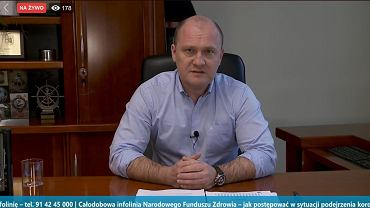 Czat z prezydentem Szczecina na temat skutków koronawirusa