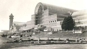 Pałac Kryształowy w Londynie
