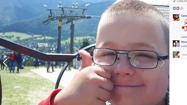 Hubert Stolorz walczy z dziecięcym porażeniem mózgowym